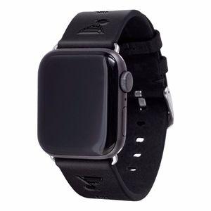 St. Louis Blues Apple Compatible Leather Watchband